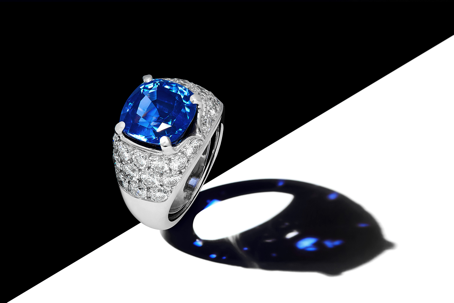Treasure of the week: the Kashmir sapphire