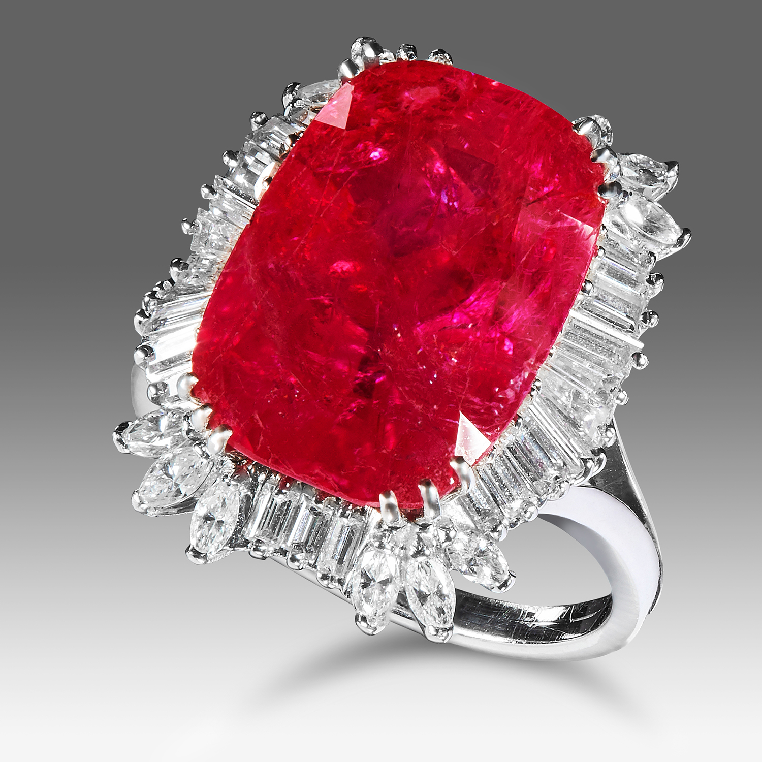 The Riches of the Ruby