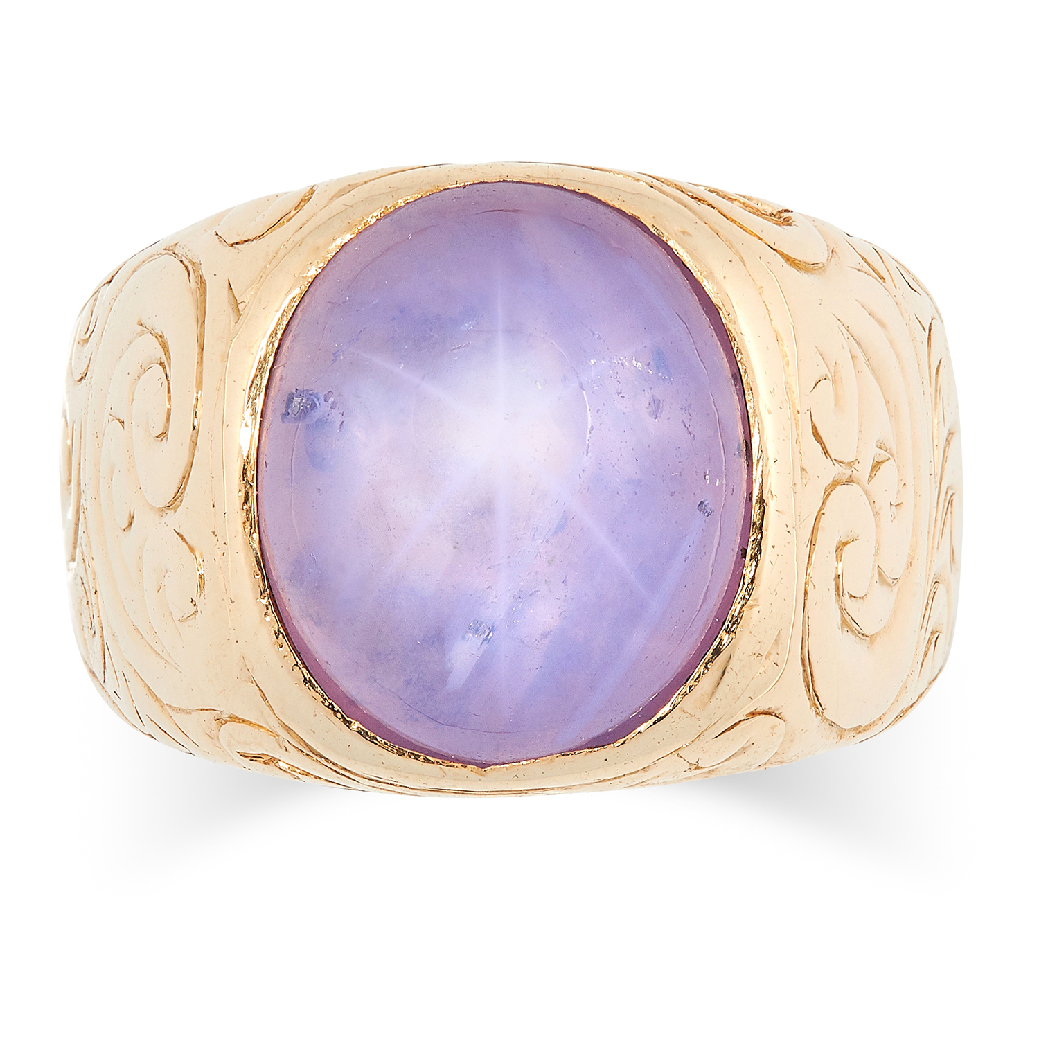 lavender-sapphire-asterism-ring-gold